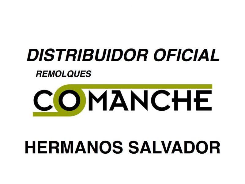 DISTRIBUIDOR OFICIAL REMOLQUES COMANCHE EN VIZCAYA