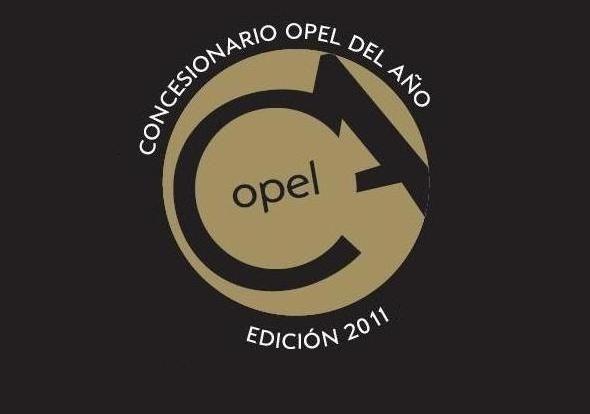 MEJOR CONCESIONARIO OPEL - EDICIÓN 2011 -