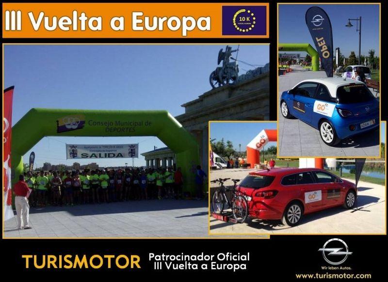 Turismotor - En la III Vuelta a Europa