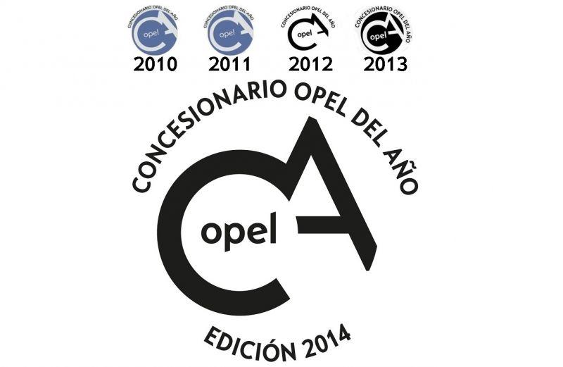 MEJOR CONCESIONARIO OPEL -*EDICION 2014*-