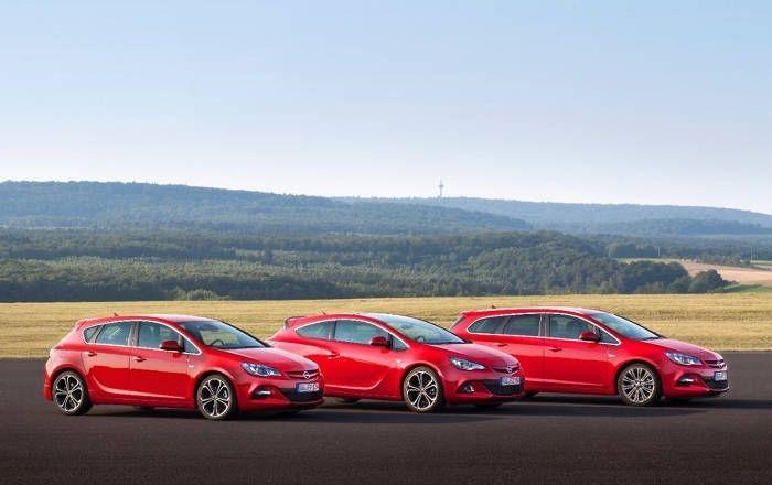 Opel Astra 2.0 CDTI BiTurbo: el más potente