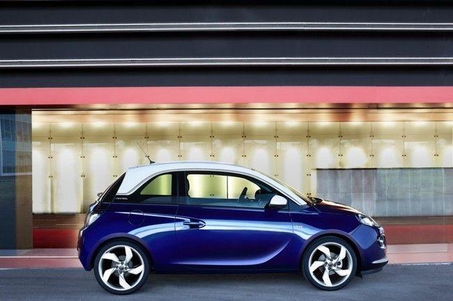 Opel Buick en Estados Unidos