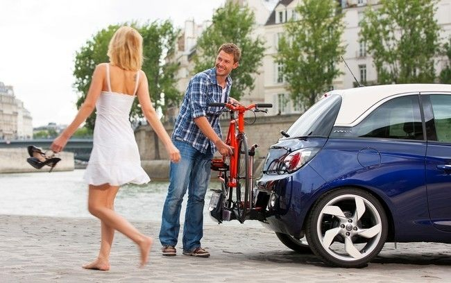 El Opel Adam podrá optar por el FlexFix