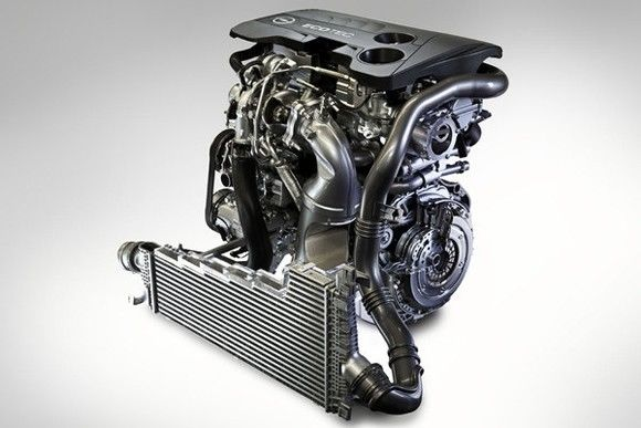 Nuevo motor 1.6 Turbo (200 CV) en Moscú