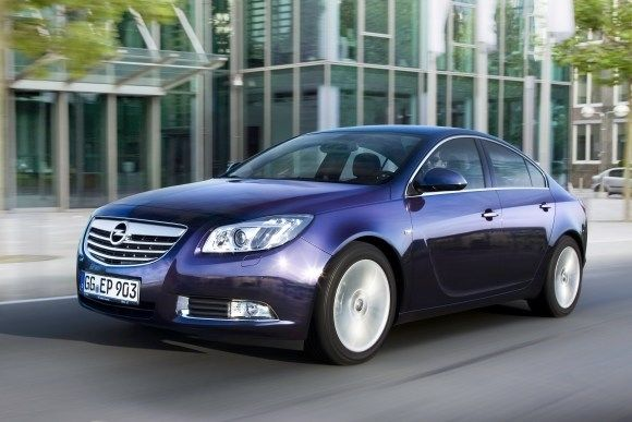"""Opel """"HiPerStrut"""" en los Insignia de tracción delantera"""