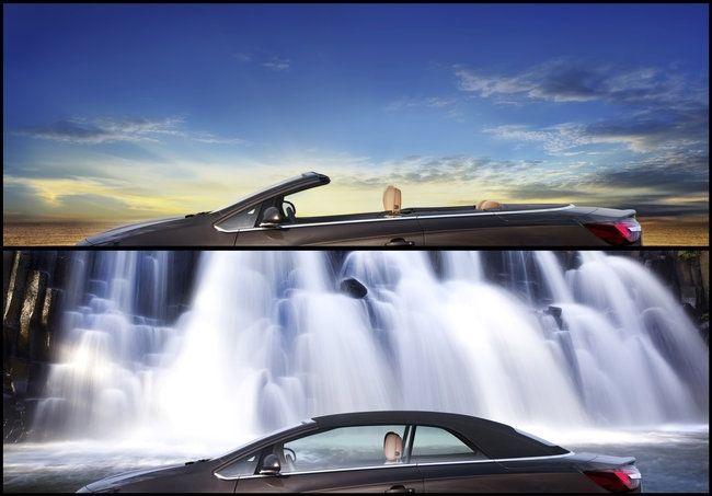 Opel Cascada, vuelve el techo de lona
