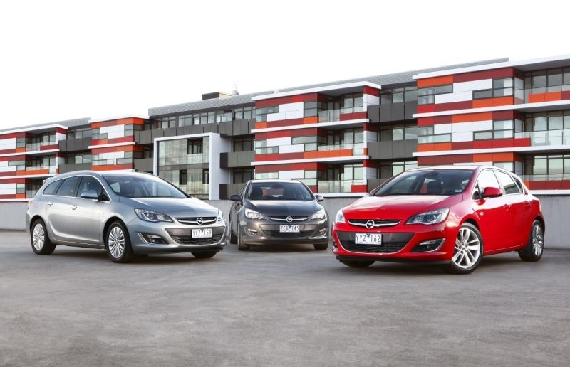 Opel llega a Australia
