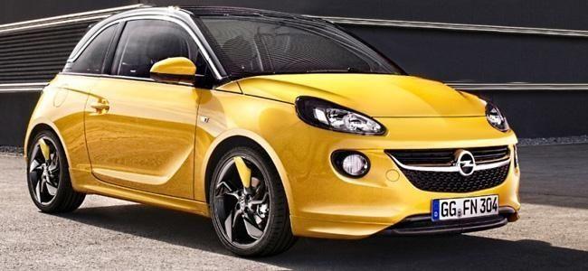 Opel Adam: registrados más de 20.000 pedidos