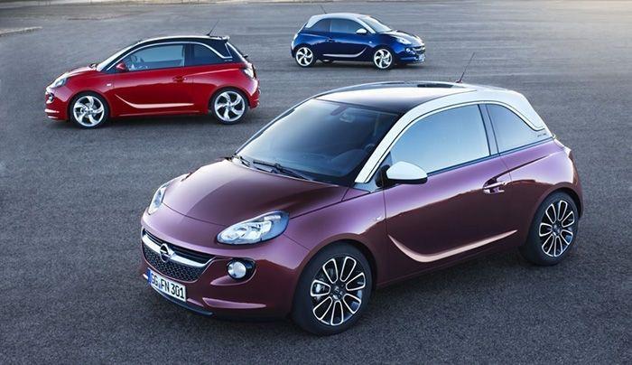Opel Adam Cabrio confirmado