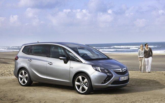 Opel Zafira Tourer con motor 1.6 CDTI