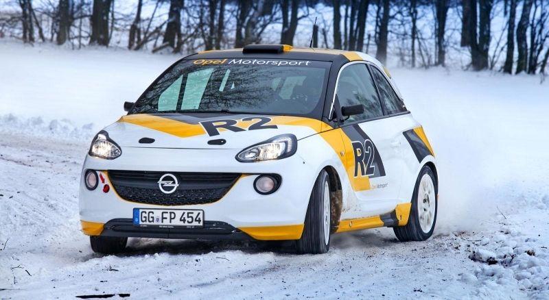 Opel Adam R2 en Ginebra