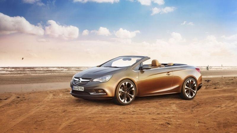 EL primer Opel Cascada sale de la línea de producción