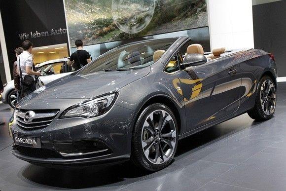 Opel Cabrio en Ginebra