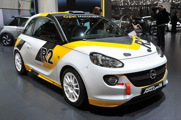 Opel Adam R2 en el Salón de Ginebra