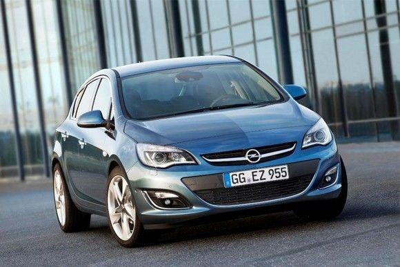 """Nuevo Opel Astra """"Techno"""""""
