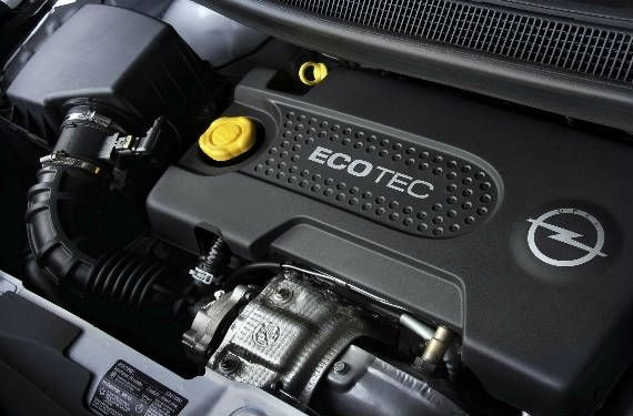 Nuevos motores de Opel en camino