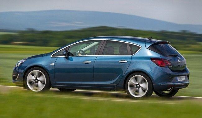 Un nuevo motor para el Opel Astra