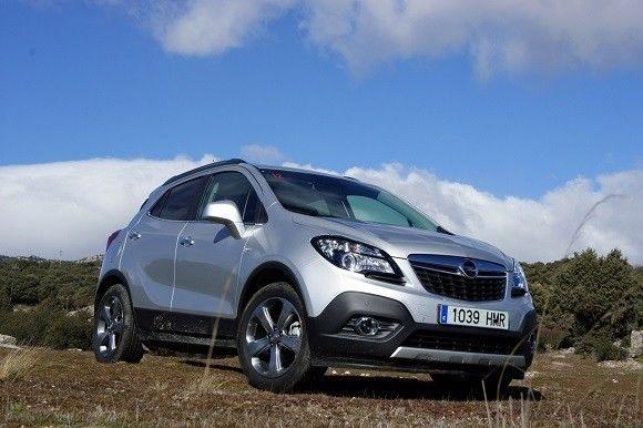 ¿Opel Mokka fabricado en España?