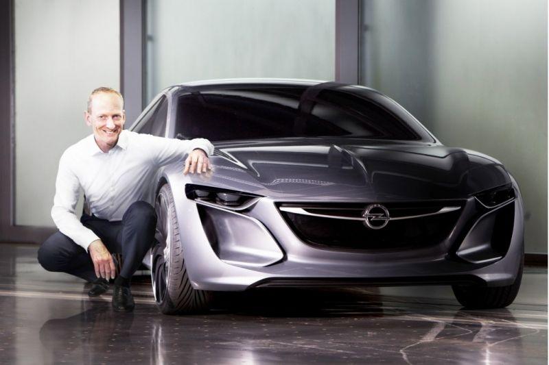 Opel Monza Concept para Frankfurt 2013