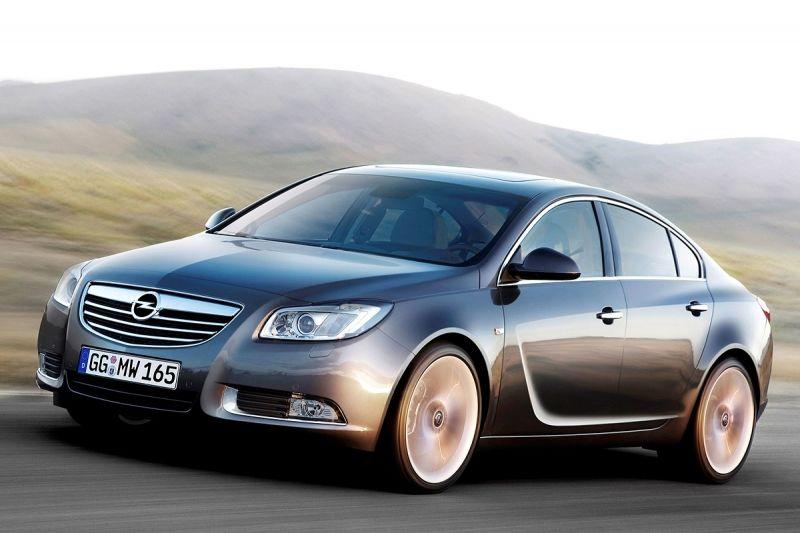 El nuevo Opel Insignia arrasa en ventas
