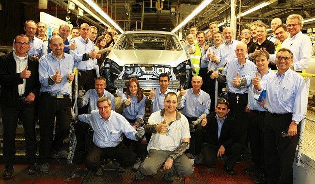 Objetivo Opel Mokka en Figueruelas