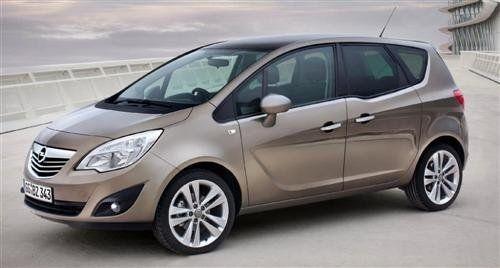 Opel Meriva líder en satisfacción al cliente
