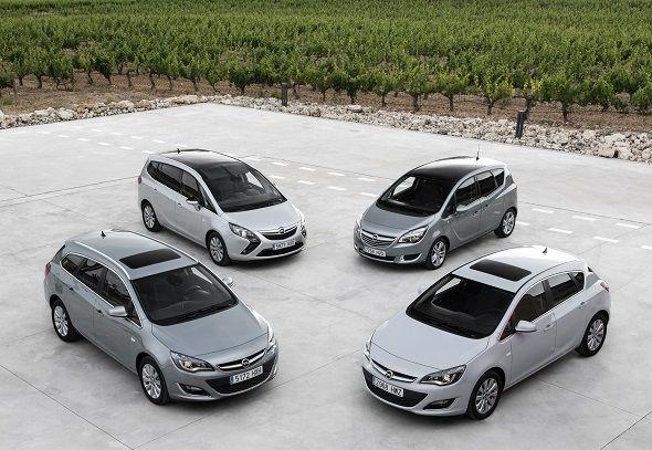 Ya a la venta el Meriva, Astra y Zafira Tourer con el motor 1.6 CDTI