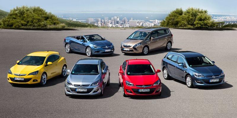 Opel crece en ventas gracias a los modelos Mokka y Adam
