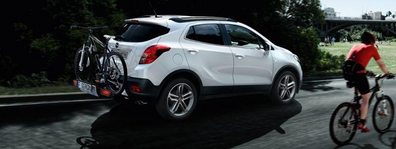 Opel mokka, un compacto con muchas aptitudes