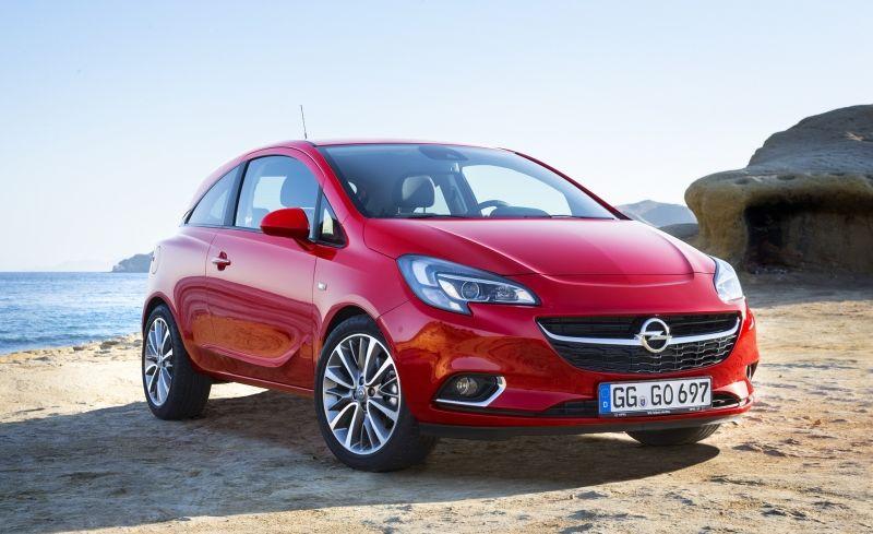 Opel Corsa, 30 años de éxito