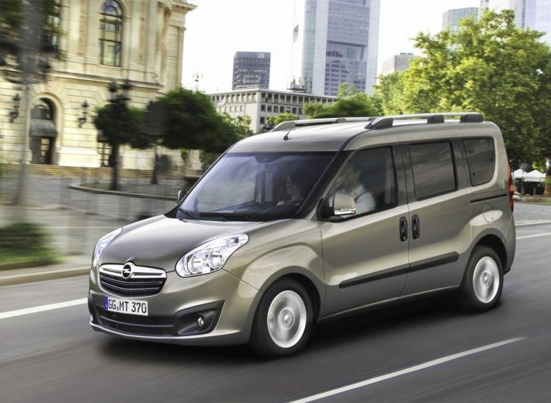 Contigo, Con tu negocio ¡¡Nueva Opel COMBO!!