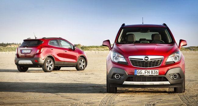 Opel Mokka: ahora también se fabricarán en Figueruelas