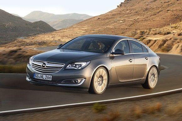 Opel Insignia ya disponible en España