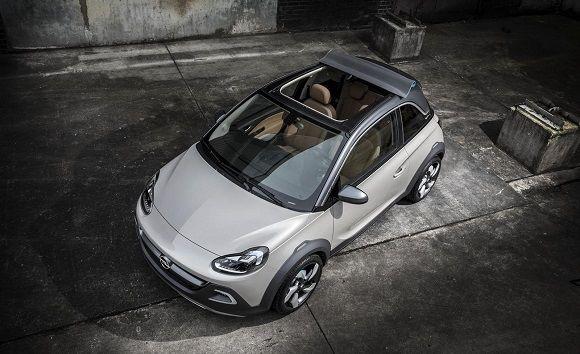 Opel Adam Cabrio: su lanzamiento es inminente