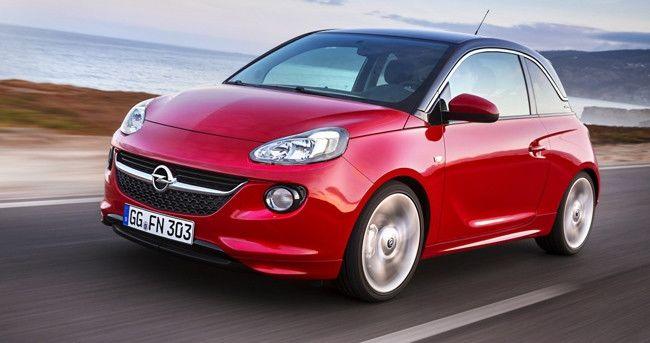 El Opel Adam estrena nuevo motor