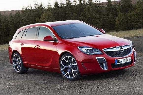 Opel actualiza el Insignia OPC para el Salón de Frankfurt