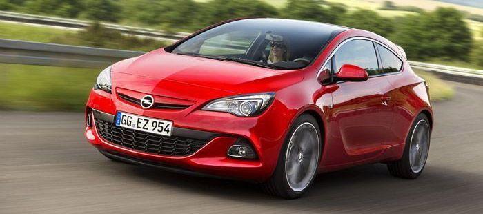 ¿Nueva generación del Opel Astra en 2015?