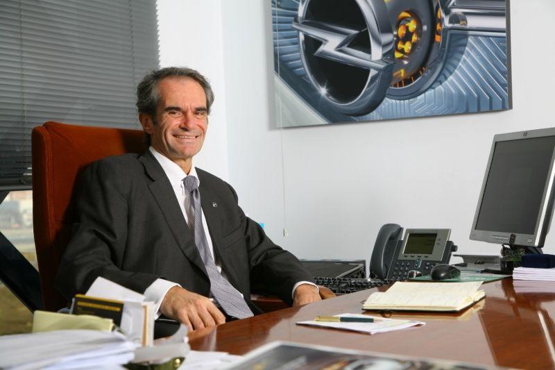 """Enrico de Lorenzi: """"Opel crece por lo que vale"""""""