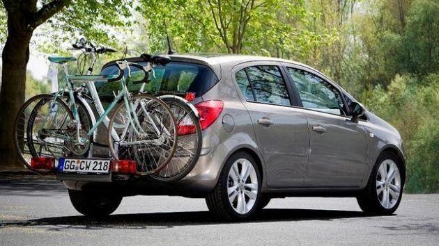 Portabicis FlexFix de Opel para 9 modelos