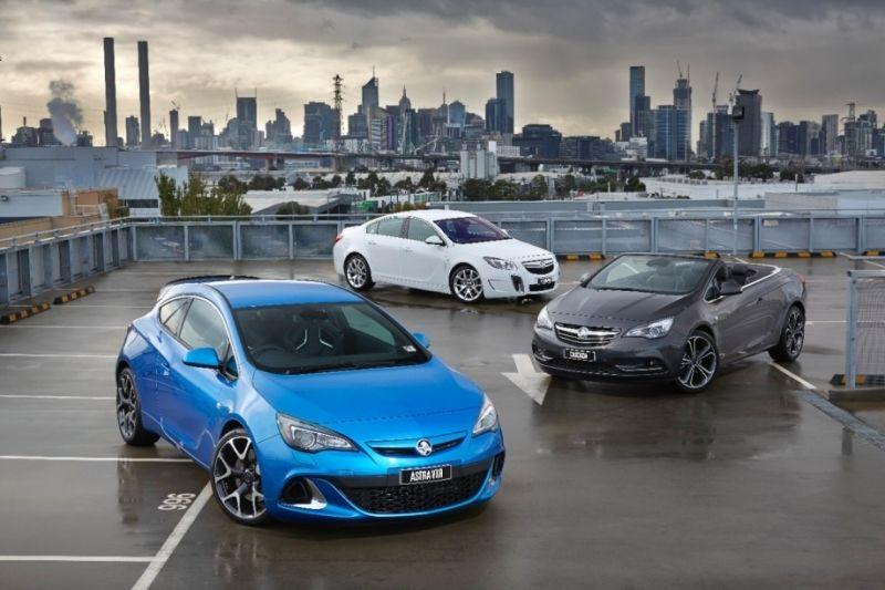 Opel fabricará automóviles Holden para Australia y Nueva Zelanda