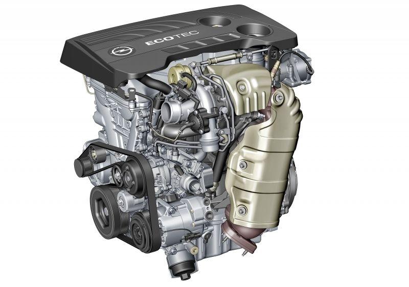 Comienza la producción en serie de la nueva familia de motores Opel