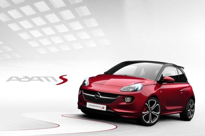 El Opel Adam S llegará a los concesionarios a Autiberia en noviembre.