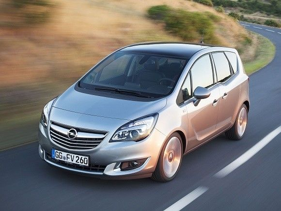Ya a la venta el nuevo Opel Meriva