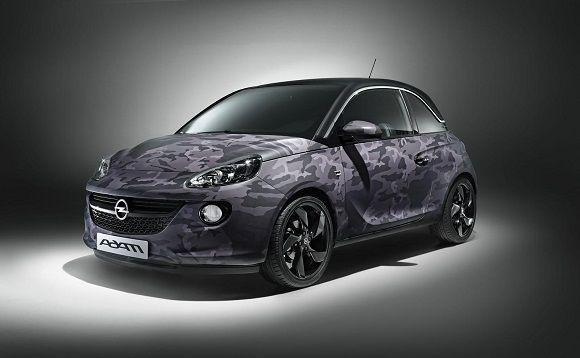 Opel Adam en colaboración con Bryan Adams