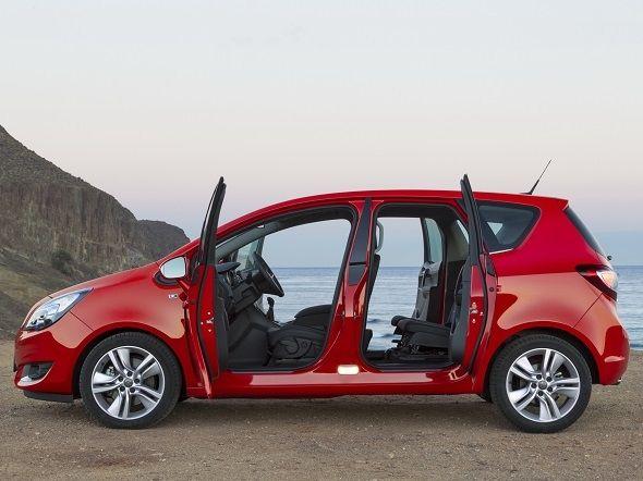 Llega el Opel Meriva 1.6 CDTI con 136 CV