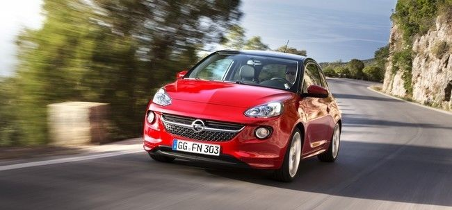 Opel Adam 1.0 SIDI Turbo en Ginebra