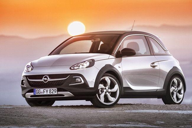 Opel Adam Rocks en Ginebra