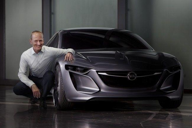 ¿Veremos un Opel Monza SUV?