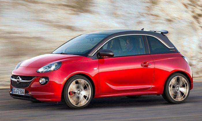 Descubriendo el Opel Adam S