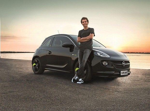 Opel Adam VR|46, la edición que supervisa Valentino Rossi